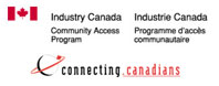 Indusrty Canada Connecting Canadians logo